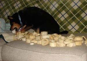 Управление по контролю за продуктами и лекарствами (FDA): Не давайте собакам кости